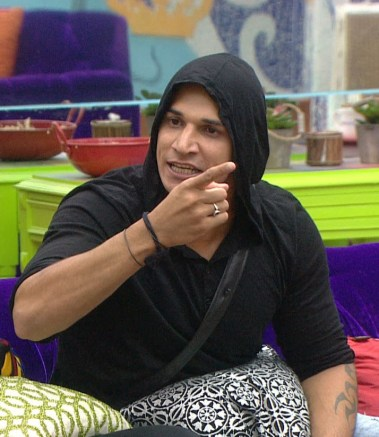 Prince Narula on Bigg Boss - Pic 1 (Image Courtesy - Colors)