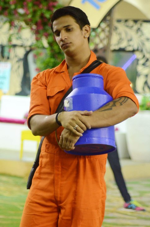 Prince Narula on Bigg Boss - Pic 3 (Image Courtesy - Colors)