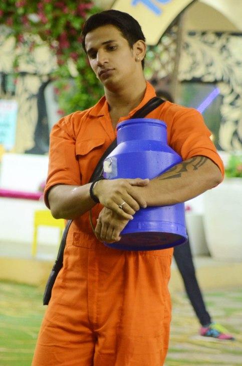 Prince Narula on Bigg Boss - Pic 3 (Image Courtesy - Colors)