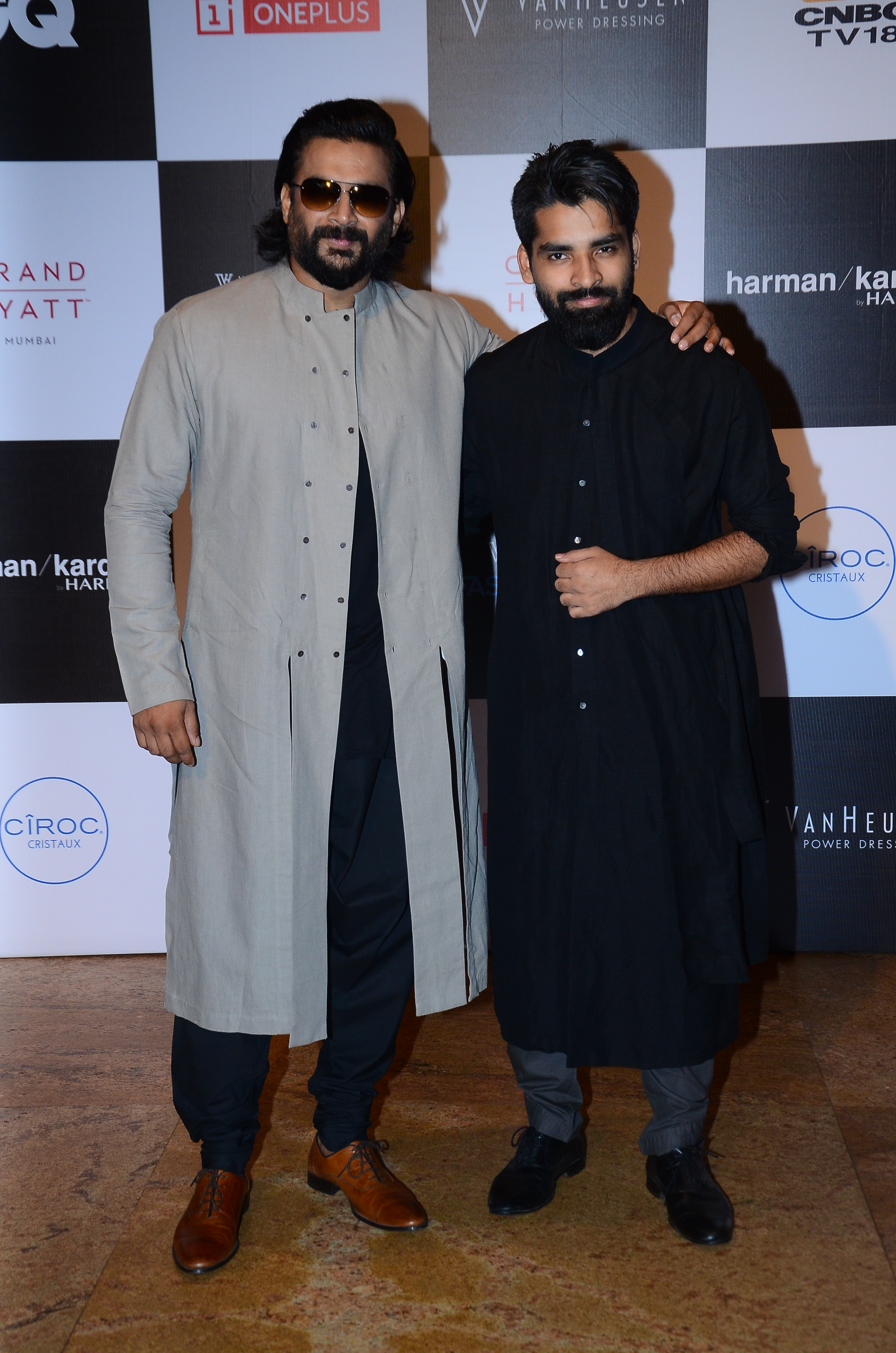 R Madhavan and Ujjawal Dubey