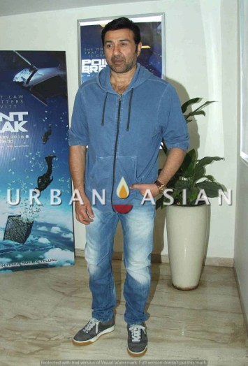 sunny deol at point break prescreening2