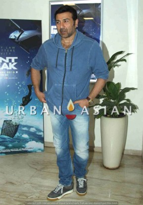 sunny deol at point break prescreening6