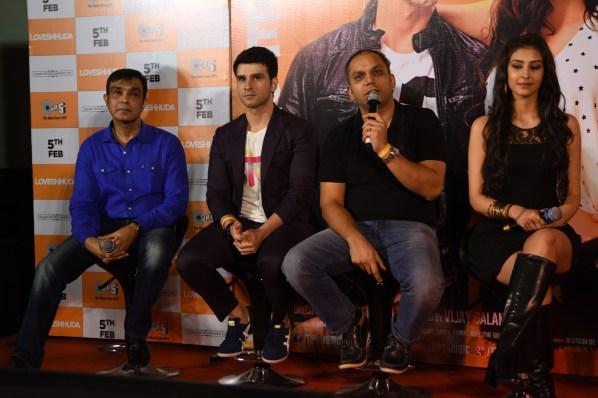 Vijay Galani, Girish Kumar, vaibhav Mishra and Navneet Dhillon