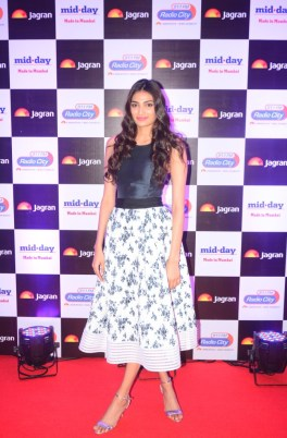 Athiya Shetty at party hosted by Jagran publication