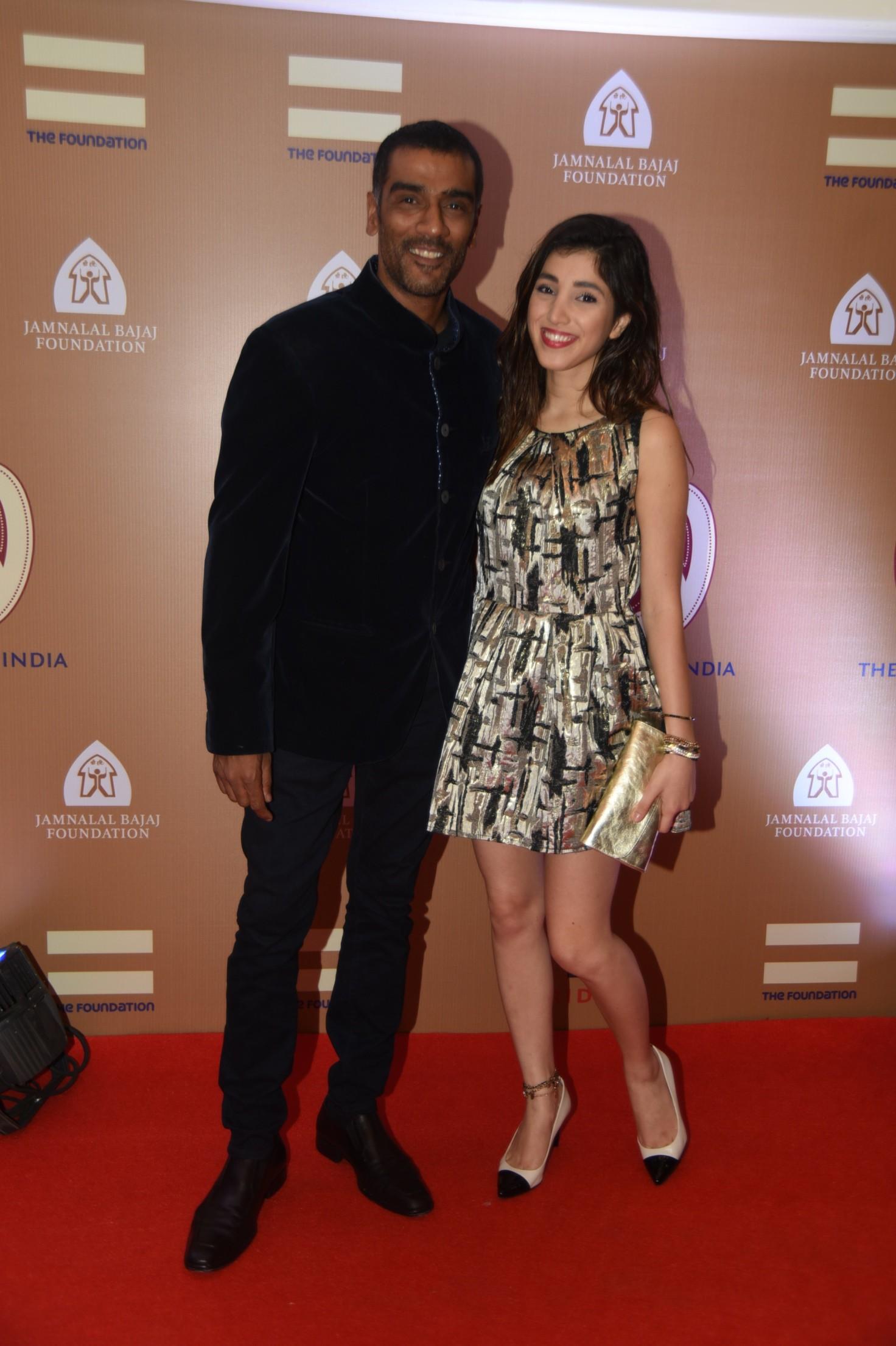 Ravi Krishnan and friend