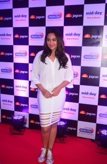 Sonakshi Sinha at party hosted by Jagran publication