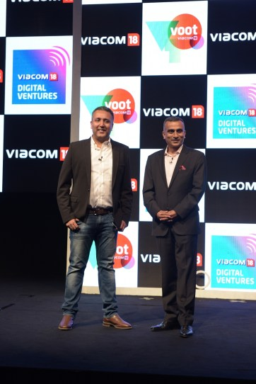 Gaurav Gandhi, COO, Viacom18 Digital Ventures; Gaurav Gandhi, Group CEO, Viacom18