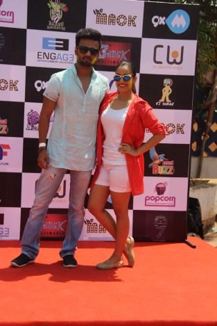 Manish Naggdev & Srishty Rode