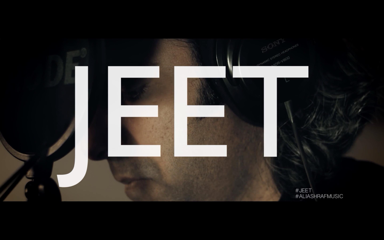 Musician Ali Ashraf Releases a Tribute Single _Jeet_ for Pakistan Cricket Team (1)