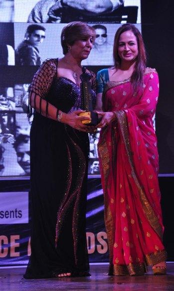 Dr Jaishree Manchanda With Smita Thackeray