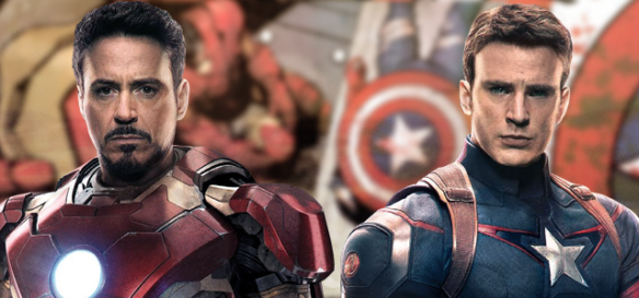 Ironman Vs Captain America