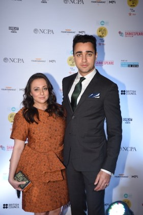 Imran Khan and Avantika Khan at the MAMI film club launch