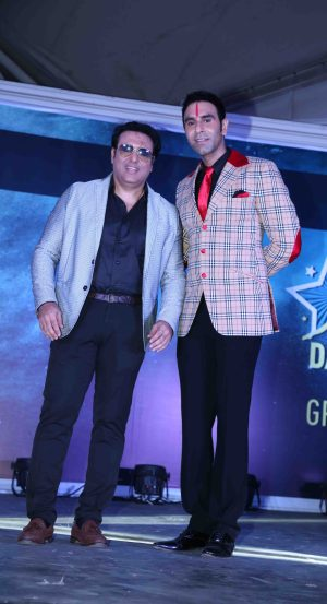 Sandip Soparrkar with Govinda3