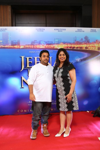 Directo Keshhav Panneriy and producer Purnima Mead