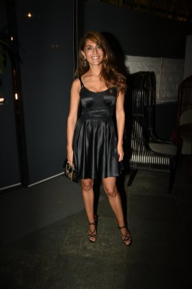 Caterina Murino at the Fever party (2)