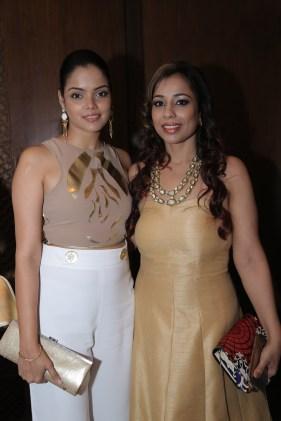 Designer Padma Swaroop and Entrepreneur Jyoti Goel
