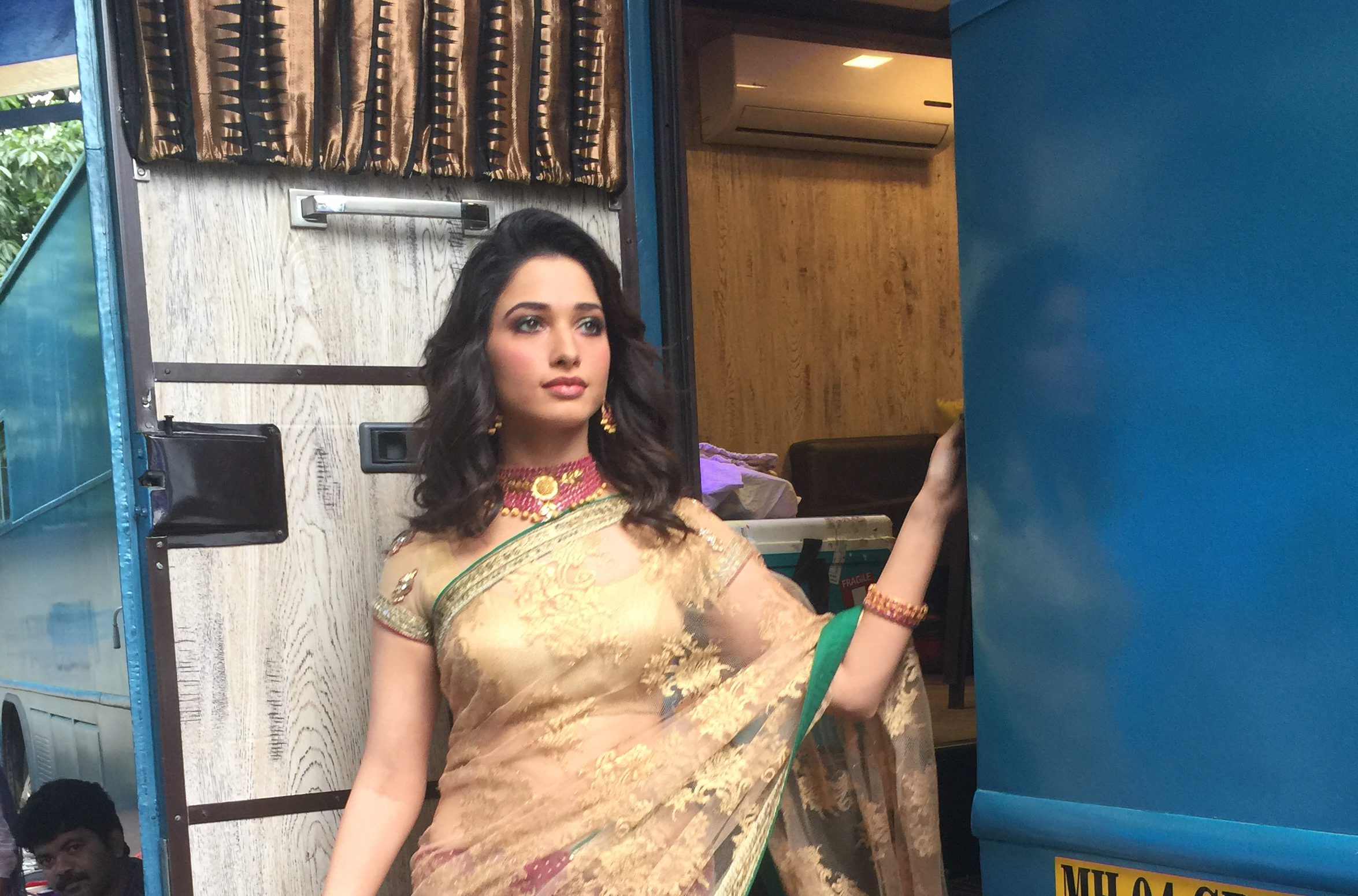 e3bdb9867 #Snapped: Tamannaah Bhatia roped in as the New Face for Malabar Gold and  Diamond brand!