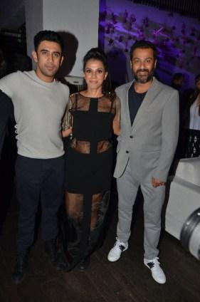 Amit Sadh, Manasi Scott, Abhishek Kapoor