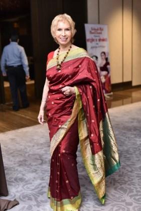 Aromatherapist Blossom Kochhar