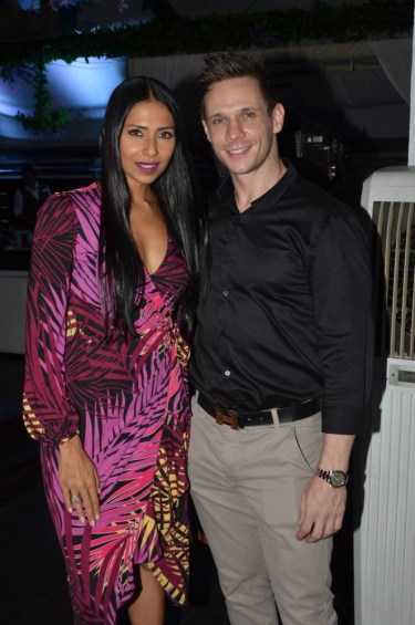 Candice Pinto & Fiance Drew Neal