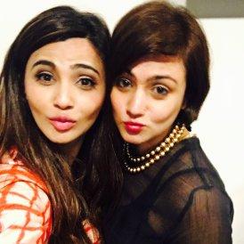 Daisy Shah & Shweta Rohira