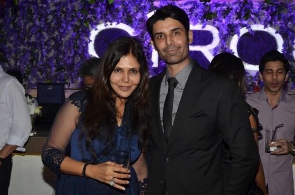 Nisha Jamwal & Amit Gaur