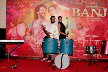 Riteish Deshmukh and Nargis Fakhri