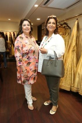 Ritu Ansal and Madhu Sood