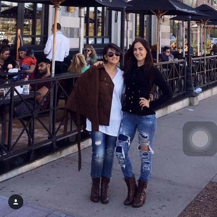 Shweta Rohira & Elli Avram (2)