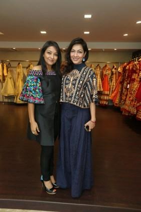 Vineeta and Meghali Gupta