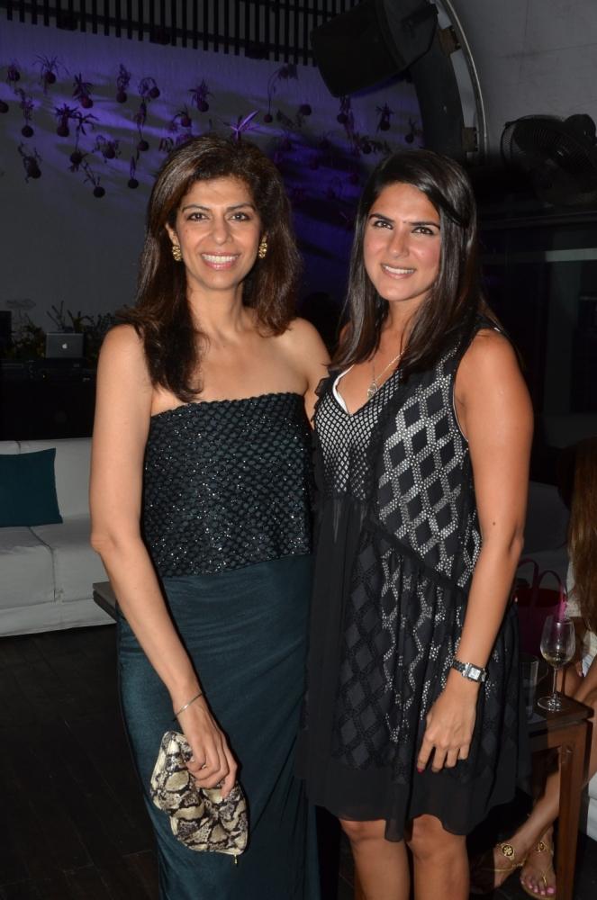 Zeba Kohli & Sanam Sippy