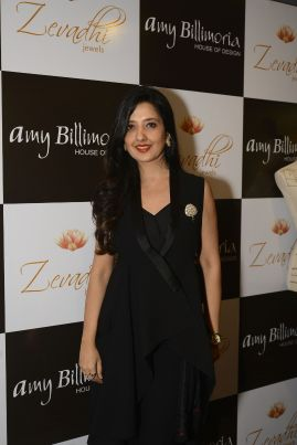 05 Amy Billimoria @ Amy Billimoria House of Designer & Zevadhi Jewels Festive Collection launch soiree