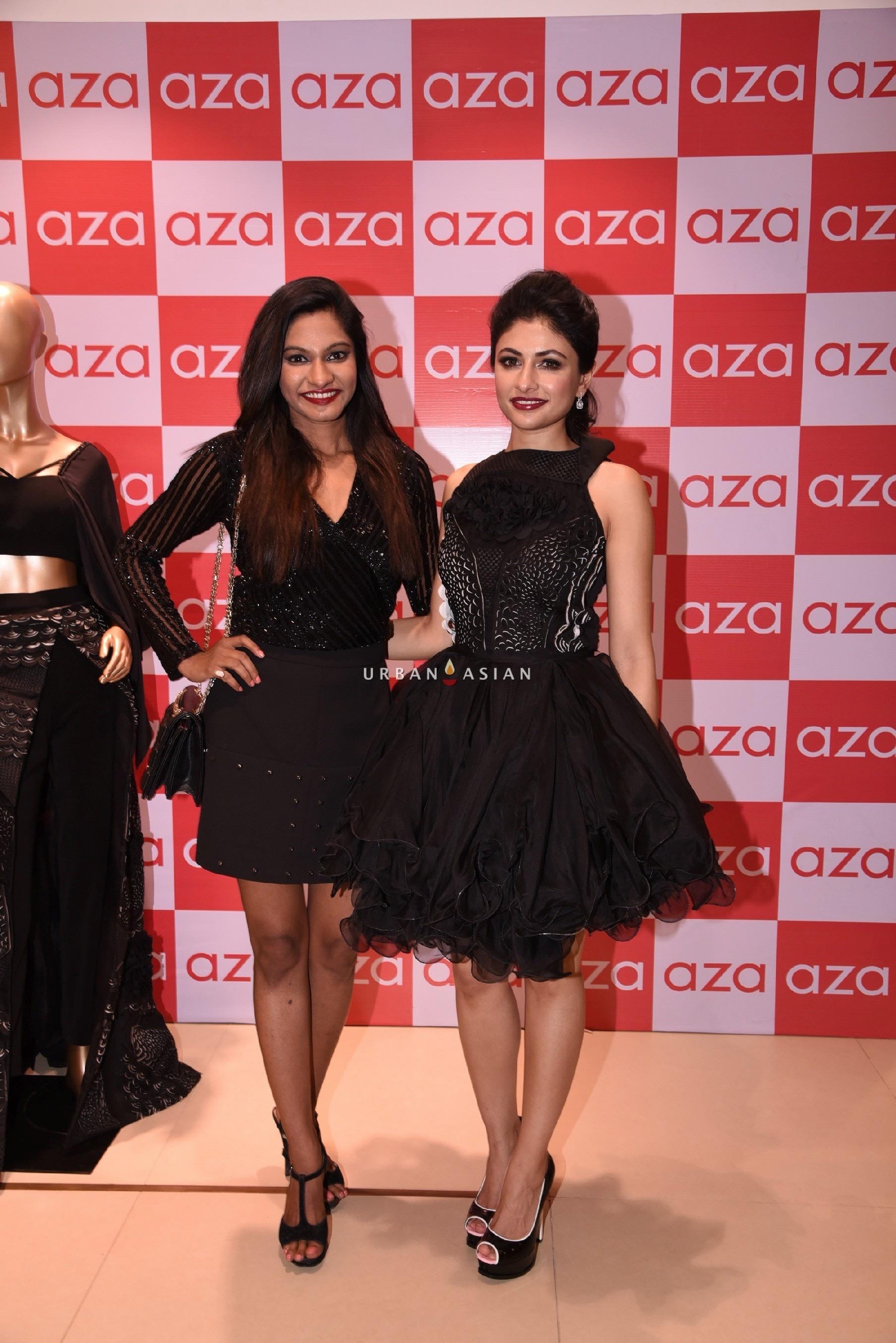 eshaa-amiin-devangi-nishar-parekh-creative-director-of-aza-eshaa-amiins-new-party-wear-launch-at-aza