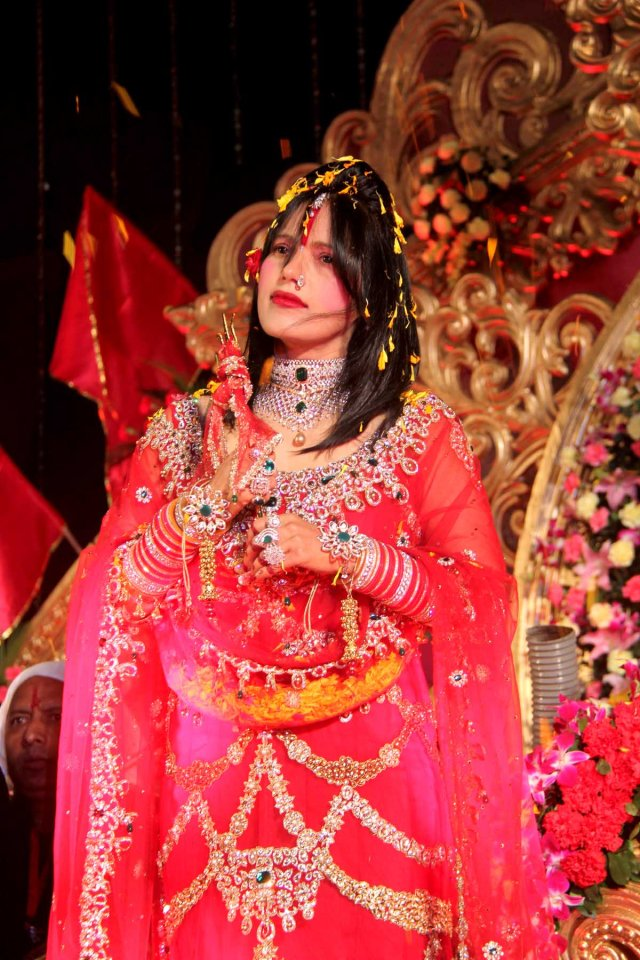 Bigg Boss 14: Godwoman Radhe Maa Makes An Entry In The Controversial House In Her Bridal Avatar