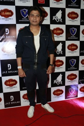 singer-ankit-tiwari-at-the-song-lauch-of-desi-girls-do-it-better