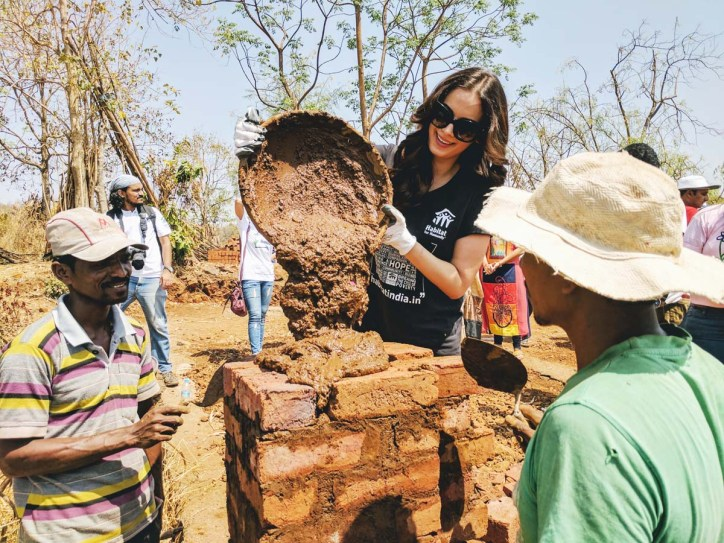 Evelyn Sharma at Habitat - Pic (14)
