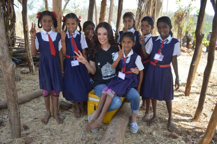 Evelyn Sharma at Habitat - Pic (4)