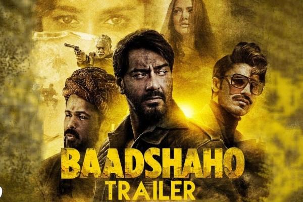 Baadshaho Trailer Hits over 10 Million Views