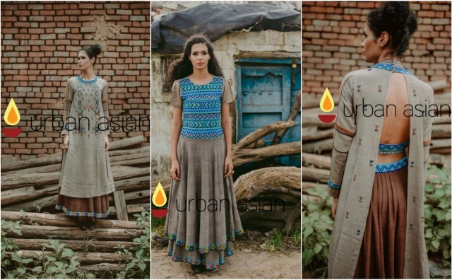 Latest Collection Look Book from Designer Purvi Doshi!