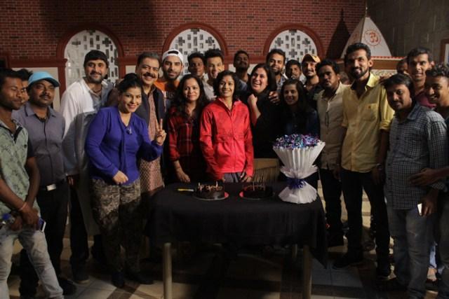 Badho Bahu Team celebrate Babita Phogat's birthday
