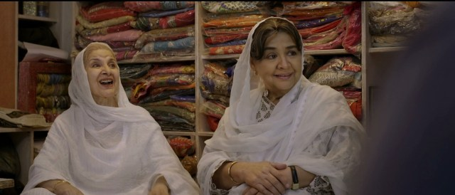 Farida Jalal and Sushma Seth in Mehram