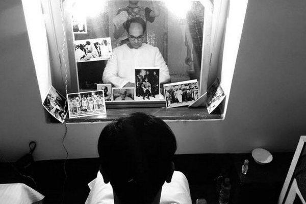 Rajkummar Rao in Bose Dead Or Alive