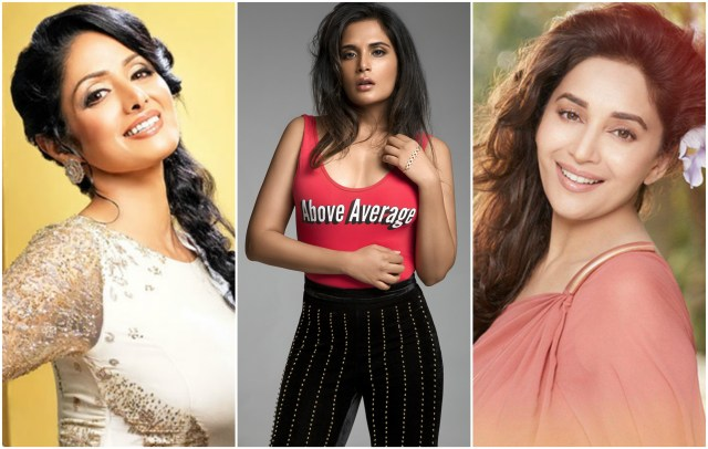 Richa Chadha takes inspiration from Sridevi and Madhuri for comedy