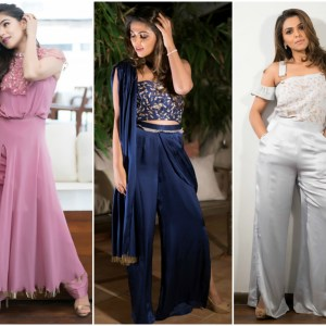 Riraan's latest collection The Trousseau Twist