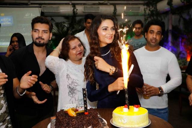 Sezal Sharma Birthday Bash