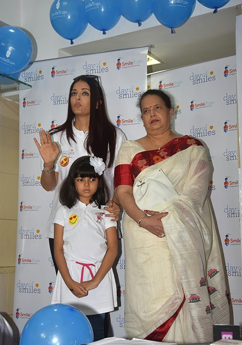 In Pics: This Is How Aishwarya Rai Bachchan Celebrated Her Father's Birthday