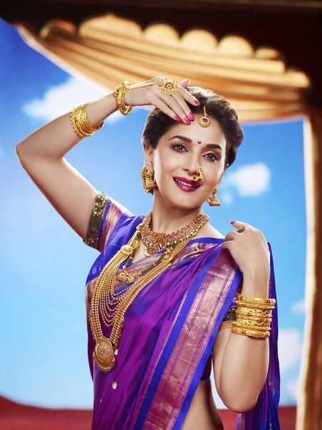 Madhuri Dixit-Nene All Set To Act In A Marathi Movie
