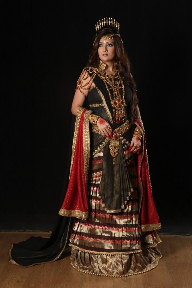 Juhi Parmar as Chhaya in Shani