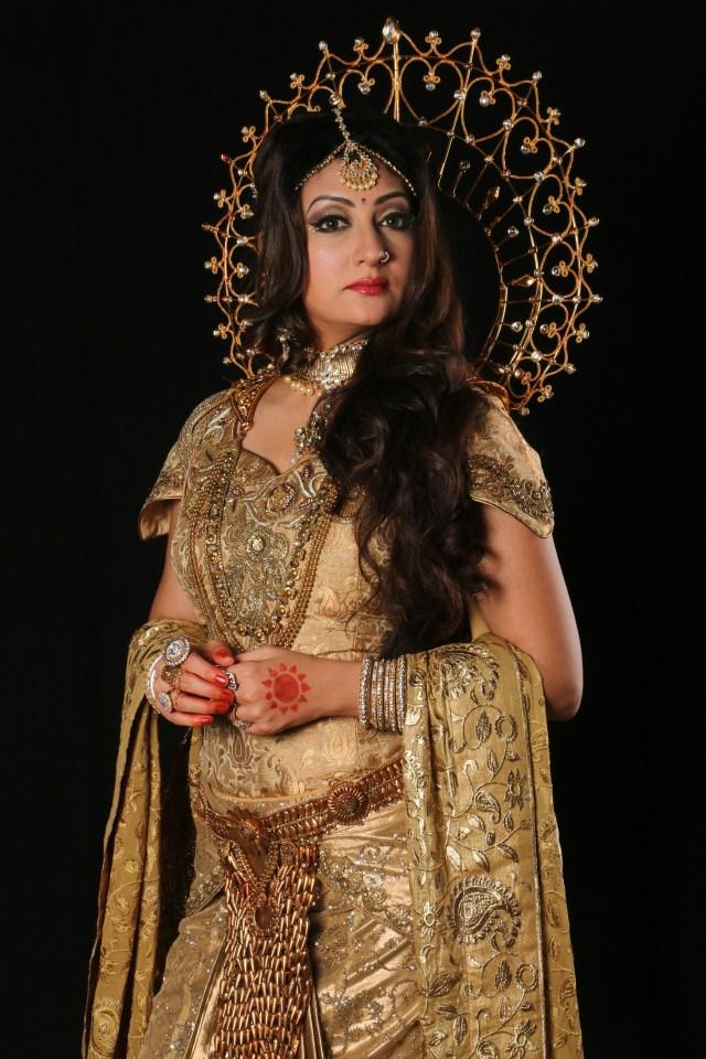 Juhi Parmar as Sangya in Shani