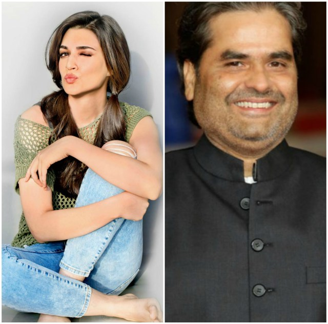 Kriti Sanon To Play The Lead In Vishal Bhardwaj's Churiya